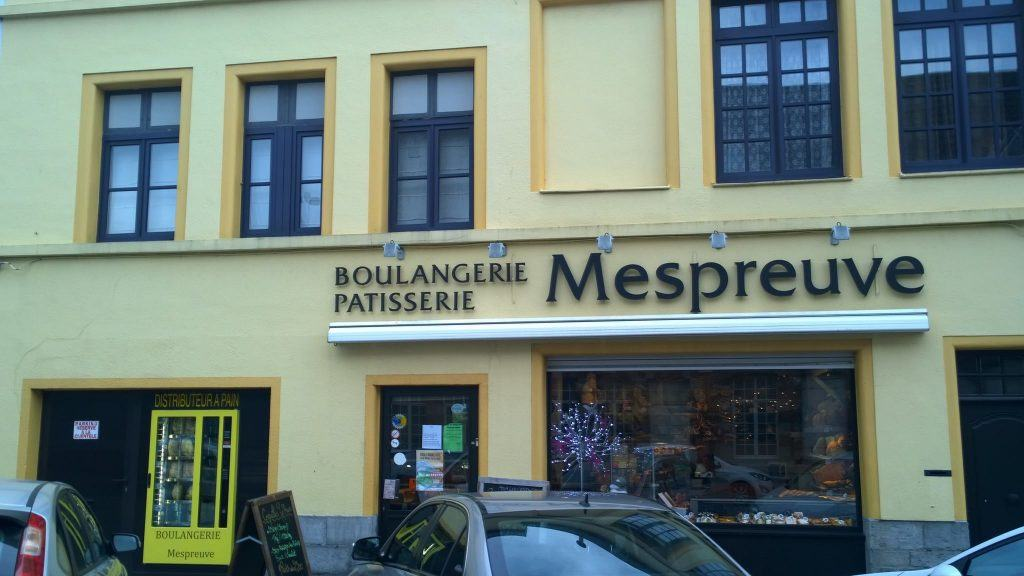 Boulangerie Mespreuve
